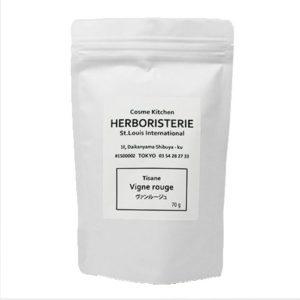 HERBORISTERIE(エルボリステリア)ティザンヌ ヴァンルージュ