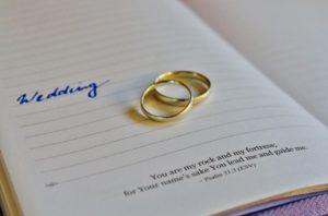 指輪とノート