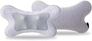 シンカ マッサージクッション [ グレー / MC161 ] 軽量 コンパクト (3Dダブルもみ玉回転) ヒーター機能 医療機器 おしゃれ 首 肩 背中 腰 手 足 なめらかフィット ヒーター機能