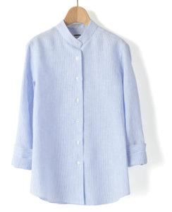 メーカーズシャツ鎌倉 クラシックシャツ スマートリネン / イージーケア
