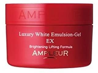 AMPLEUR(アンプルール) ラグジュアリーホワイト エマルジョンゲルEX 120g クリーム