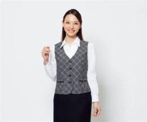 職場の制服