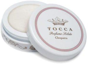 TOCCA 練り香水 クレオパトラの香り
